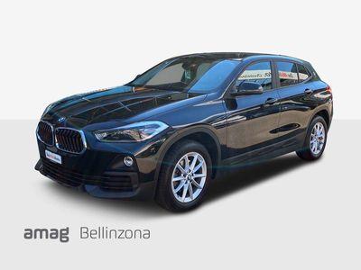 gebraucht BMW X2 xDrive 18d Steptronic