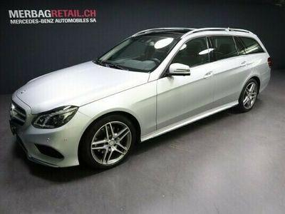 gebraucht Mercedes E250 E-KlasseBlueTEC Avantg. 4M