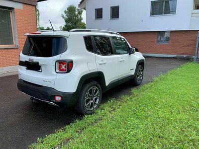 gebraucht Jeep Renegade 2.0 CRD Limited AWD + Low Range 9ATX
