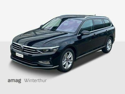 gebraucht VW Passat Alltrack Variant 2.0 TSI Elegance 4Motion DSG