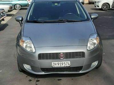 gebraucht Fiat Punto 1.9 JTD Emotion