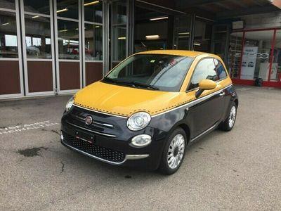 gebraucht Fiat 500 0.9 Twinair Lounge