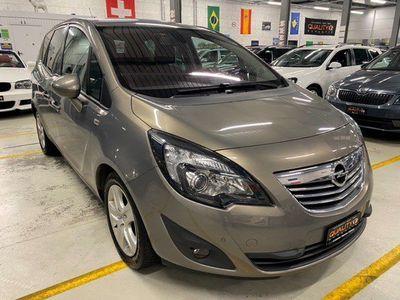gebraucht Opel Meriva 1.7 CDTi Enjoy Automatic
