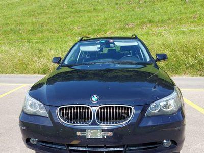gebraucht BMW 530 5er MFK NEU - 5er Reihe E61 Touring i Automat