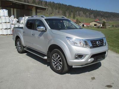 gebraucht Nissan Navara Double Cab Tekna 2.3 dCi 4WD