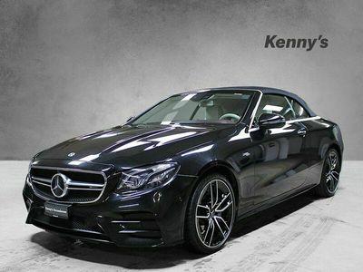 gebraucht Mercedes E53 AMG E-KlasseAMG 4Matic+ Cabriolet