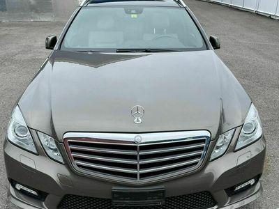 gebraucht Mercedes E350 E-Klasse E350CDI AMG -Line E-KlasseAMG -Line