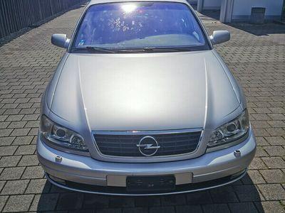 gebraucht Opel Omega B26 / Grau Metallic / Ab MFK März 2020