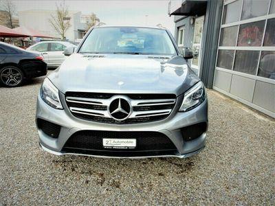 gebraucht Mercedes GLE350 GLE-Klassed AMG