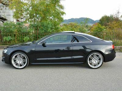 gebraucht Audi A5 Coupé 3.0 V6 TDI quattro S-Tronic