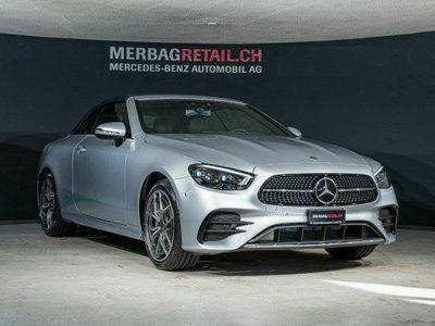gebraucht Mercedes E200 E-KlasseCab. 4M AMG Line