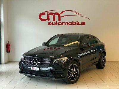 gebraucht Mercedes GLC350 GLC-KlasseGLC Coupé 350 d AMG Line 4Matic*Night-Paket*
