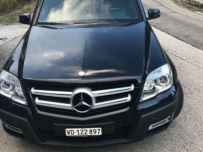 gebraucht Mercedes GLK250 GLK-KlasseCDI BlueEfficiency 4Matic 7G-Tronic