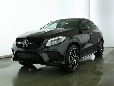 gebraucht Mercedes GLE350 GLE-KlasseGLE Coupé 350 d AMG Line 4Matic 9G-Tronic