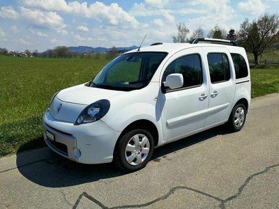 gebraucht Renault Kangoo 1.5 dCi Schiebetüren hinten AHK Diesel