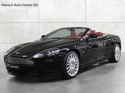 gebraucht Aston Martin DB9 DB9/DBSVolante 5.9 V12