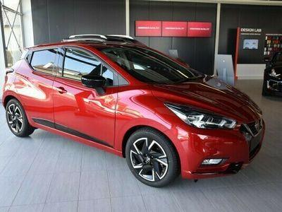 gebraucht Nissan Micra IG-T n-design Xtron