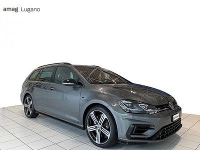 gebraucht VW Golf Variant 2.0 TSI R 4Motion DSG
