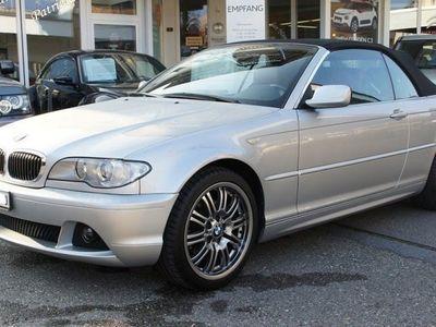 gebraucht BMW 320 Cabriolet 3er Ci