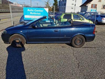 gebraucht Opel Astra Cabriolet 2.0i 16V Turbo