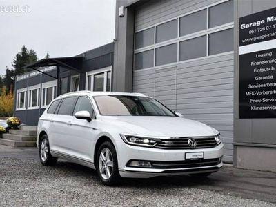 gebraucht VW Passat Variant 2.0 TDI SCR BMT Highline