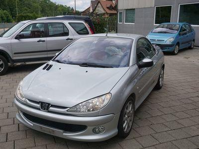 gebraucht Peugeot 206 CC 2.0 16V Exclusive Edition