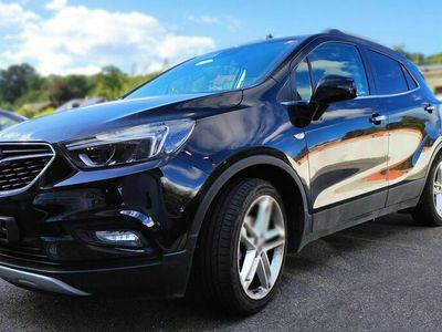 gebraucht Opel Mokka X 1.4i T Ultimate 4x4 Automat + 3 Jahr Garantie