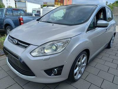 gebraucht Ford C-MAX 1.6 SCTi Carving