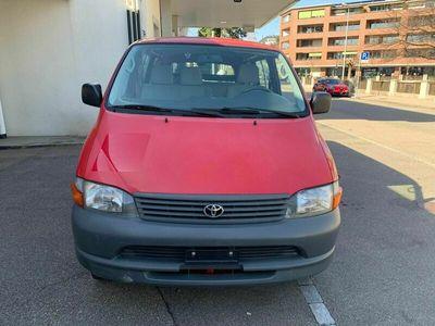 gebraucht Toyota HiAce 2.7 Van 4x4 LWB