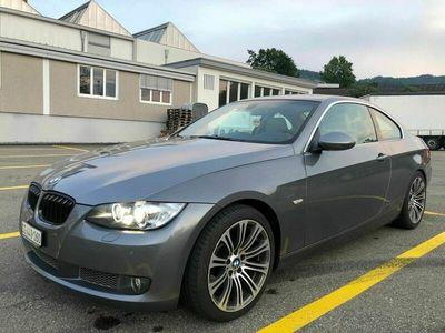 gebraucht BMW 335  d Coupé Steptronic