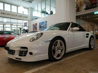 gebraucht Porsche 911 911 Cabrio Turbo TiptronicCabrio Turbo Tiptronic
