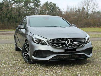 gebraucht Mercedes A220 A-Klasse A 220 AMG Line 4Matic 7G-DCT A-KlasseAMG Line 4Matic 7G-DCT