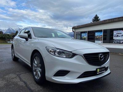 gebraucht Mazda 6 Sportwagon 2.0 16V Business