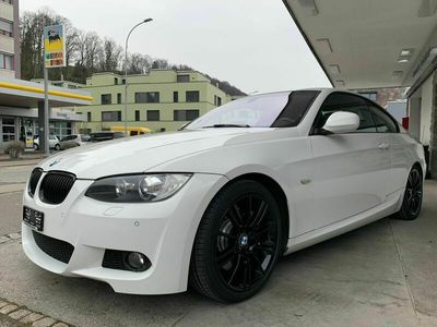 gebraucht BMW 335 i Coupé DSG M Sportpaket