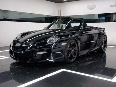 gebraucht Porsche 911 Turbo Cabriolet