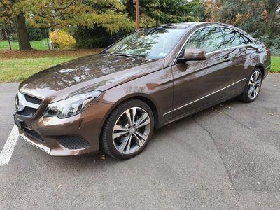 gebraucht Mercedes E350 4Matic 7G-Tronic