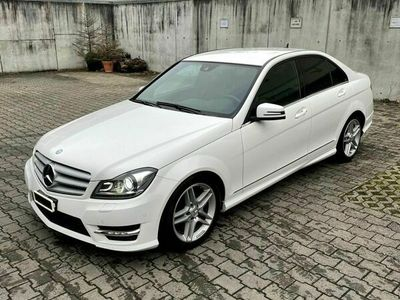 gebraucht Mercedes C250 C-Klasse4Matic 7G-Tronic aus erster Hand.