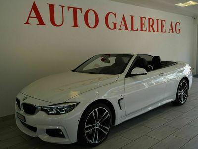 gebraucht BMW 430  i Cabriolet xDrive Steptronic M Sport