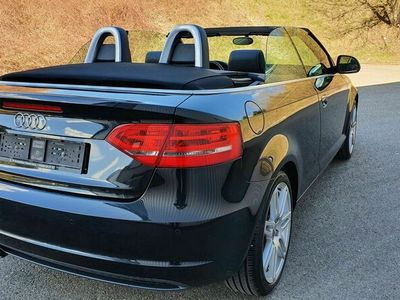 gebraucht Audi A3 Cabriolet A3 Cabriolet 1.8 TFSI Style S-tronic 1.8 TFSI Style S-tronic