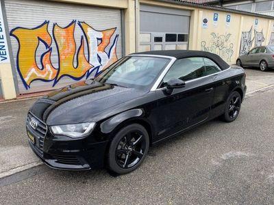 gebraucht Audi A3 Cabriolet 1.4 TFSI Attraction