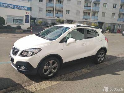 gebraucht Opel Mokka cosmo