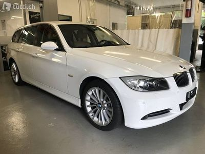 gebraucht BMW 330 xd Touring M-Sportpaket aktive geschwindigkeitsregelu