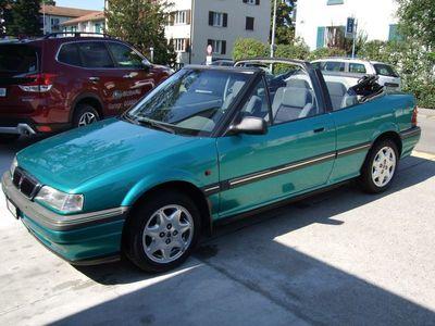 gebraucht Rover 200 216 Cabriolet 1.6i