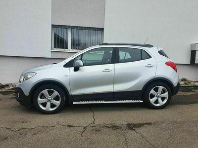gebraucht Opel Mokka Mokka 1.6 ecoTEC Enjoy S/S1.6 ecoTEC Enjoy S/S