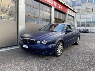 gebraucht Jaguar X-type 2.0 V6 Classic - 82'792 km - AB PLATZ