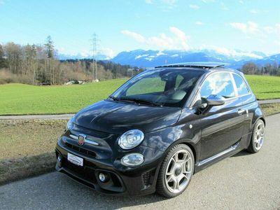 gebraucht Fiat 500 Abarth 1.4 16V Turbo Abarth Turismo