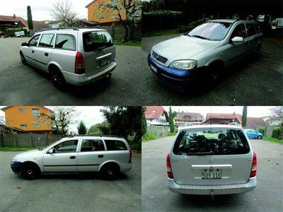 gebraucht Opel Astra Astra G18 CvanG18 Cvan