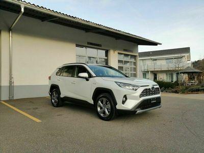gebraucht Toyota RAV4 2.5 HSD Team e-CVT 4WD