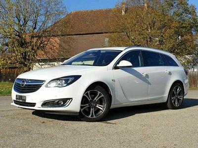 gebraucht Opel Insignia Sports Tourer 1.6 T Cosmo