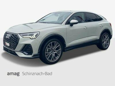gebraucht Audi Q3 Sportback 35 TFSI S-tronic
